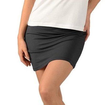 Bamboo Mini Skirt