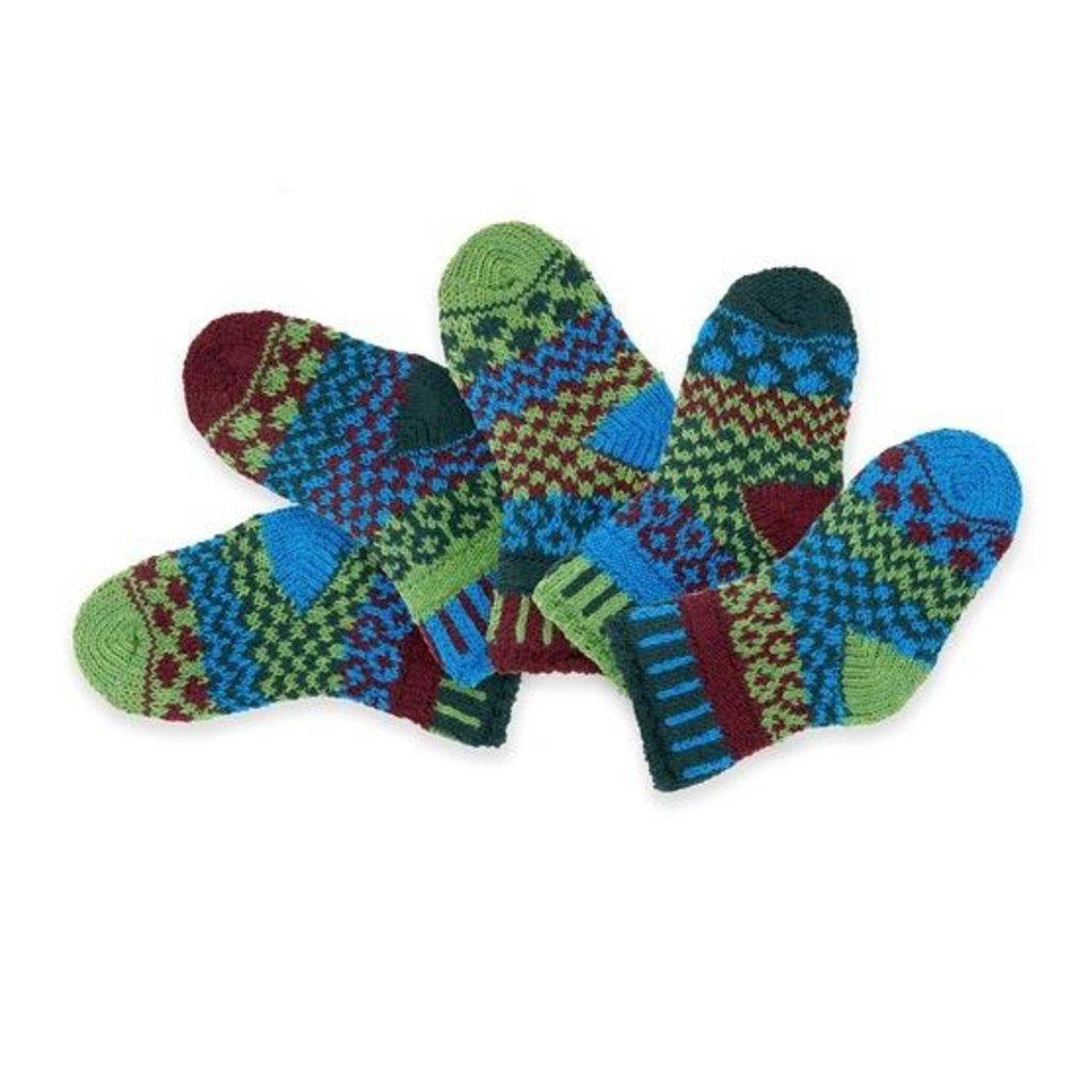 Solmate Socks Solmate Socks, Baby Socks (5 socks)