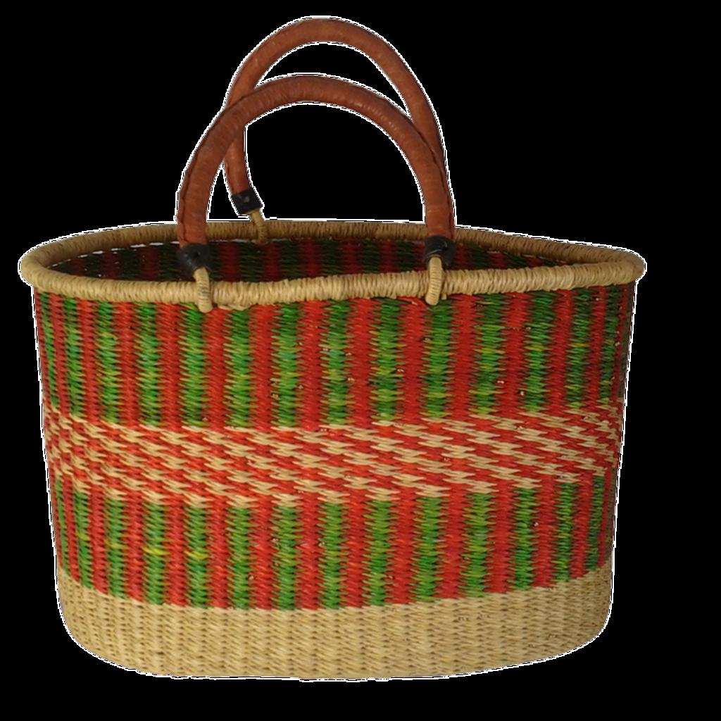 Baraka Baraka, Oval Basket