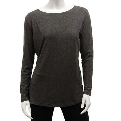 Gilmour Gilmour, Modal Layering Long Sleeve Top
