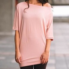 Fanny Loose Fit Asymmetrical Top