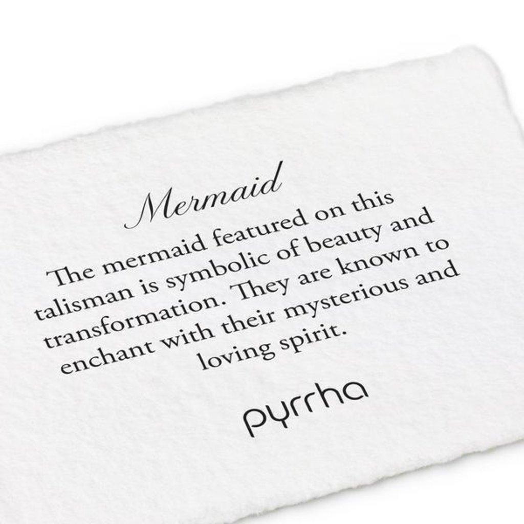 Pyrrha Pyrrha, Mermaid