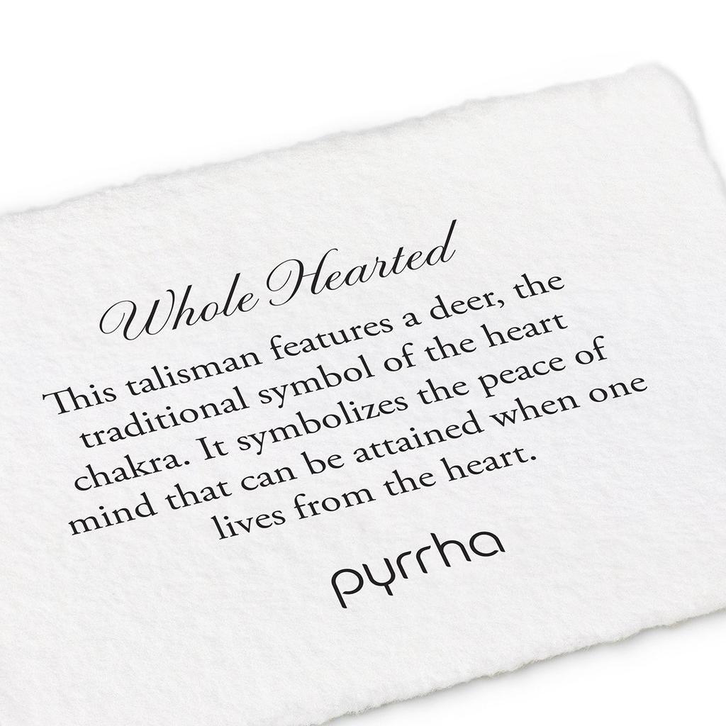 Pyrrha Pyrrha, Whole Hearted