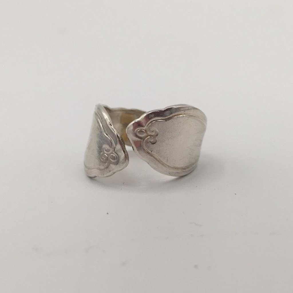 Keeping Afloat, Silver Spoon Ring