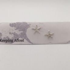 Keeping Afloat, Sea Star Studs (small texture)