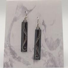 Keeping Afloat, Tentacle Earrings