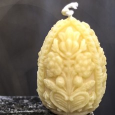 Bees Wax Works Bees Wax Works, Decorated Egg Candle