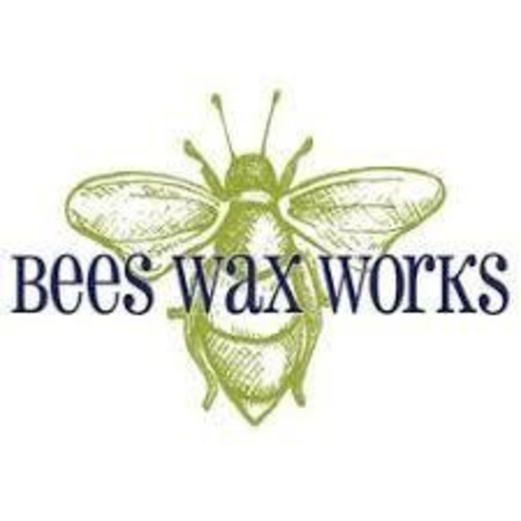 "Bees Wax Works Bees Wax Works, 3"" Narrow Pillar"
