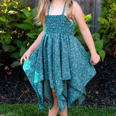 Wear Guru Guru, Tiger Lily Dress