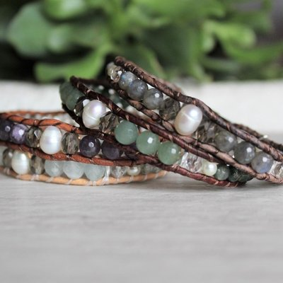 Woven Stone Co. Jewelry