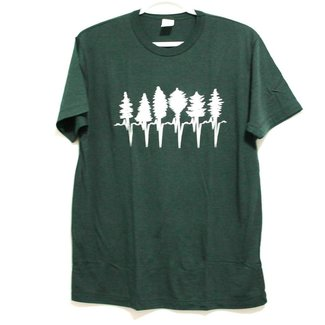 Kindred Coast Kindred Coast, Treeline Tee (Reg Fit)
