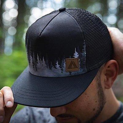 Ambler Ambler, Treeline Trucker Hat