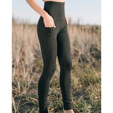J76 J76, Bamboo Fleece Legging w/ Pockets