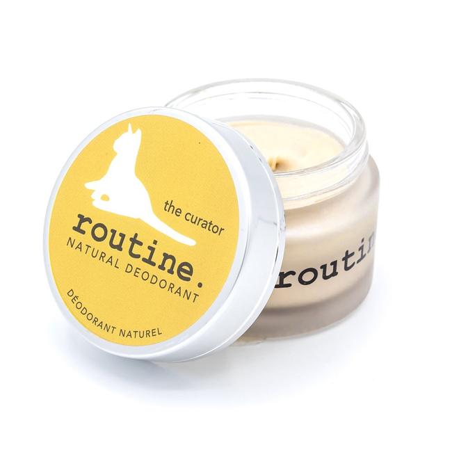 Routine Routine, Deodorant