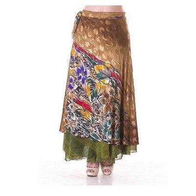 Wear Guru Guru, Long Multi Wear Skirt (straight hem)