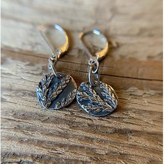 Gretel Designs Gretel Designs, Wanderlust: Dangle Cedar Earrings