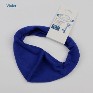 Blue Sky, 3 in 1 Mask Combo (Scrunchie, Headband or Mask)