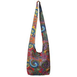 ARK Imports Ark, Tripta Shoulder Bag