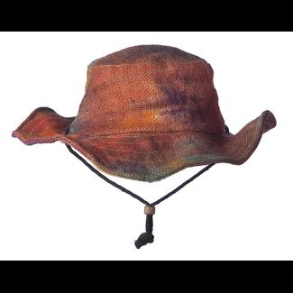 ARK Imports Ark, Jute Wirerim Hat
