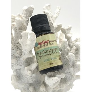 Sand Dollar Soap Co. Sand Dollar Soap Company, Organic Frankincense Essential Oil