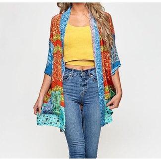 Wear Guru Guru, Kind Sari Kimono