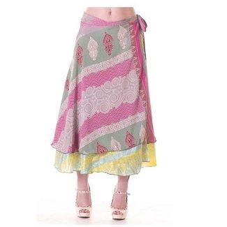 Wear Guru Multiwear Skirt, Mid Length