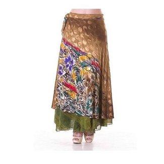 Wear Guru Guru, Long Multi Wear Skirt