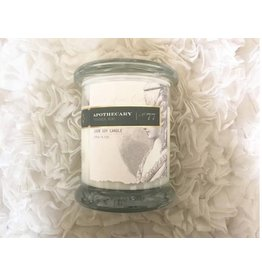 Apothecary Candle Provencal Mint / 270 g/ 50 hour