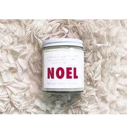Word Candle NOEL (170 g) 30 hours