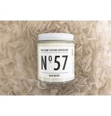 Number Candle Rain Water (170 g) 30 hour