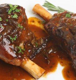 Lamb Shank Dinner(Serves 4)