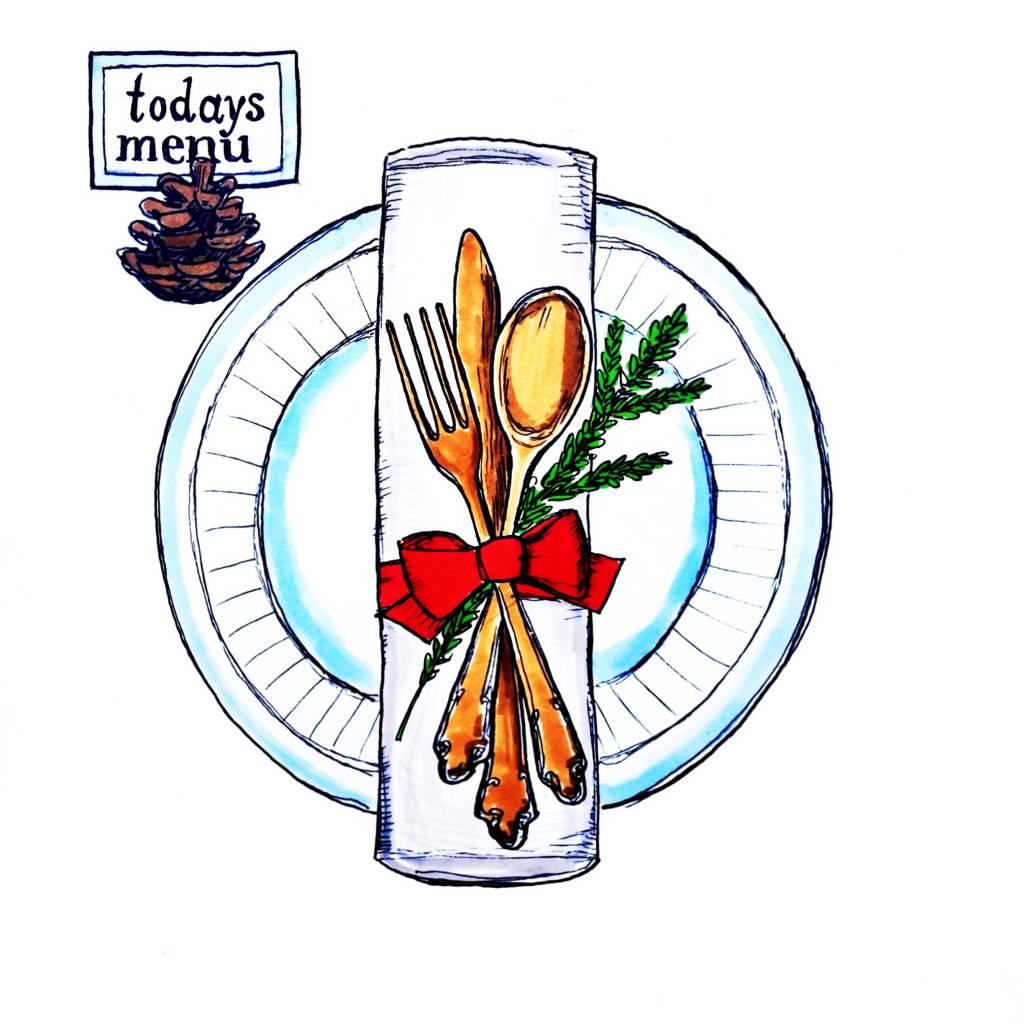 Christmas Dinner Side Dishes (Serves 4)