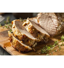 Grainy Mustard Pork Tenderloin Dinner(Serves 2)