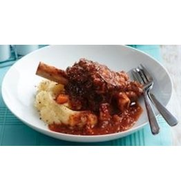 Braised Lamb Shank Dinner(Serves 4)