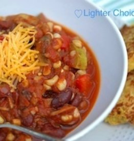 Vegetable Chili (Serves 2)