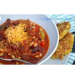 Vegetable Chili (Serves 2)