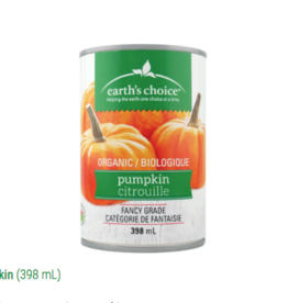Organic Pumpkin (398 ml)