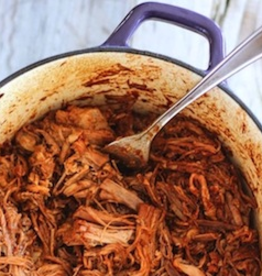 New!  BBQ Pulled Pork (4)