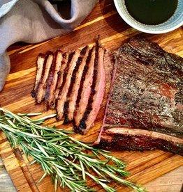 Balsamic Flank  Steak Dinner (Serves 2)