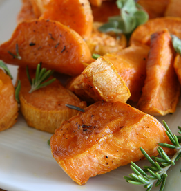 Roasted Sweet Potatoes (4)