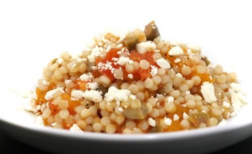 NEW Sundried Tomato Feta Couscous