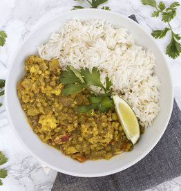 Vegetable Dahl Dinner (Serves 2)
