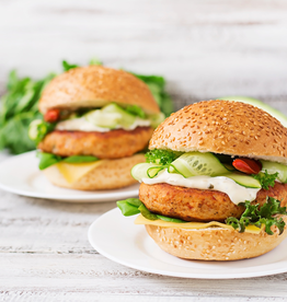 NEW Turkey Burgers(4)