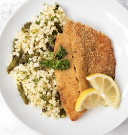 New Baked Tilapia Dinner (Serves 4)