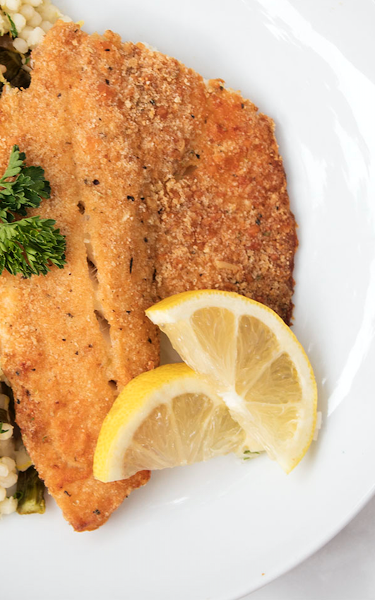 New Baked Tilapia (Serves 4)