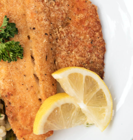 New Baked Tilapia (Serves 2)