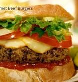 Gourmet Burger Dinner (Serves 4)