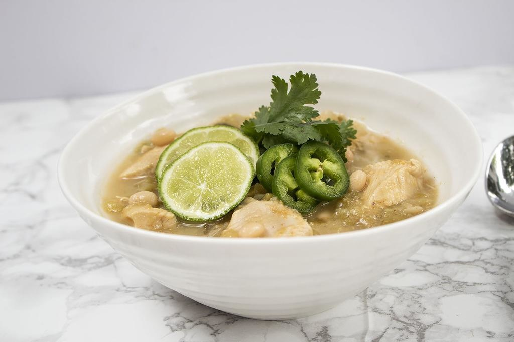 Chicken Chili Verde (Serves 4)