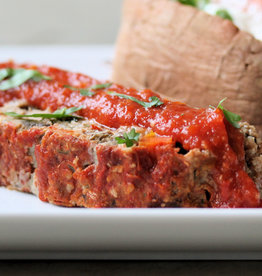 Turkey Meatloaf Dinner (Serves 4)
