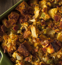 Rustic Apple Herbed Stuffing